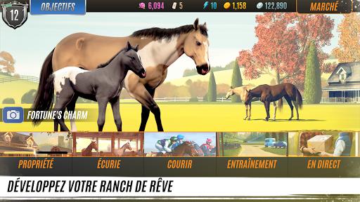 Rival Stars Horse Racing fond d'écran 1