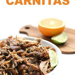 Easy Slow Roasted Carnitas