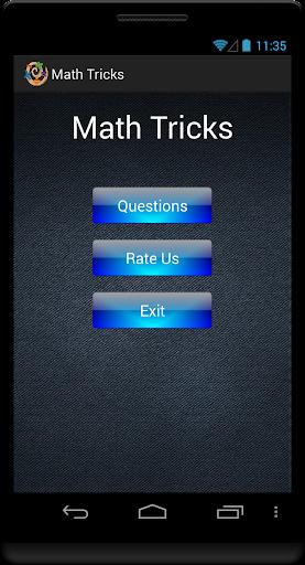 Math Tricks Collection