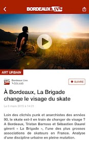 Bordeaux Live- screenshot thumbnail