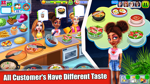 Cooking Express : Star Restaurant Cooking Games  screenshots 23