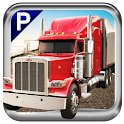 Truck Driver Parking Simulator icon