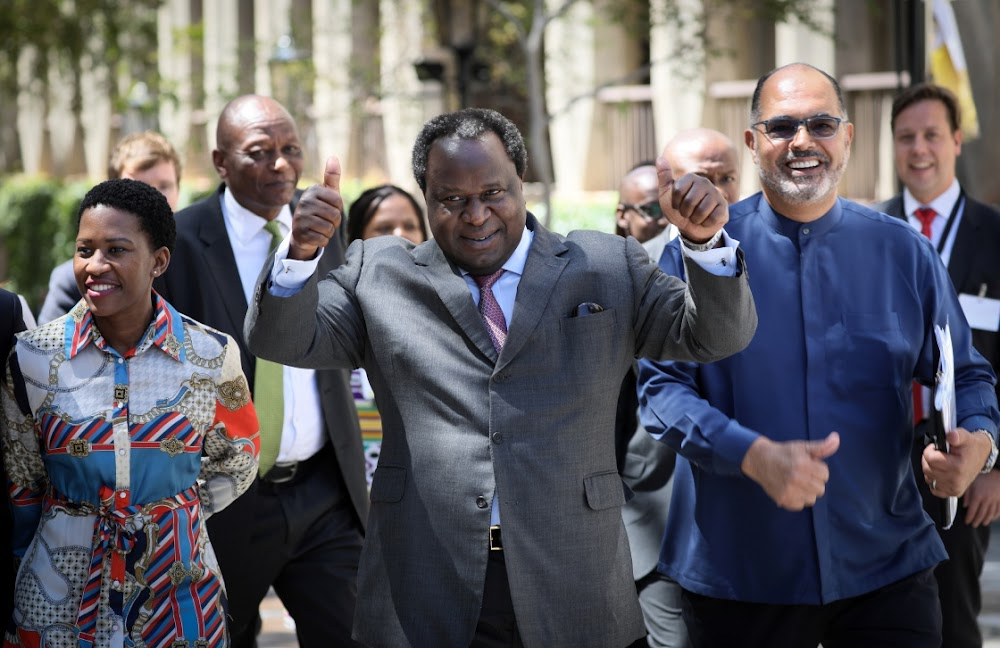 Mboweni clarifies funding for Sovereign Wealth Fund