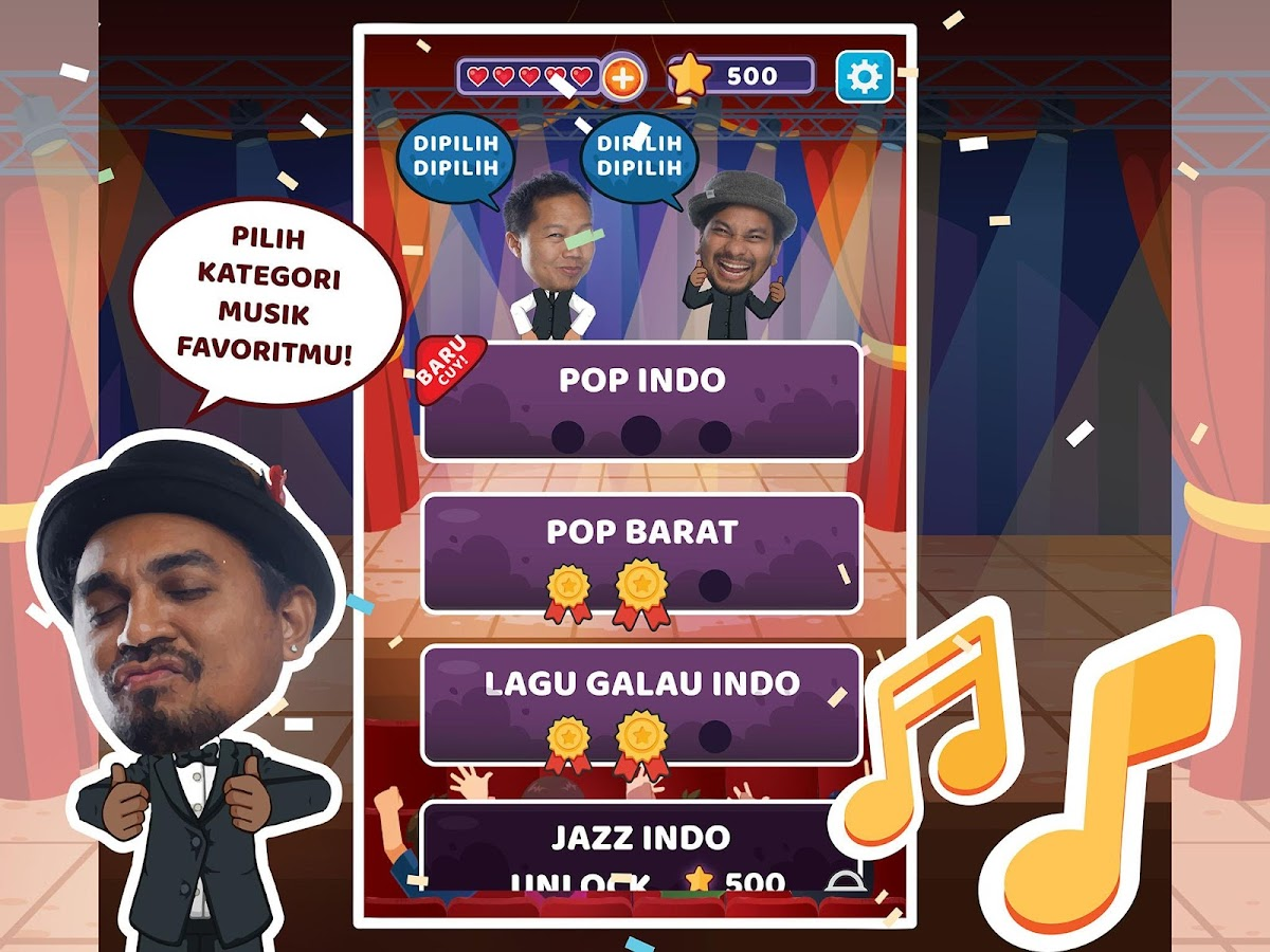 Tebak Lagu Bareng Trio Lestari Android Apps On Google Play