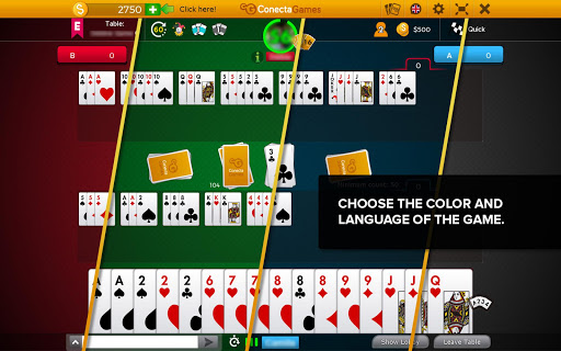 Hand and Foot Canasta android2mod screenshots 12
