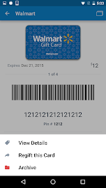 Gyft - Mobile Gift Card Wallet Screenshot 7