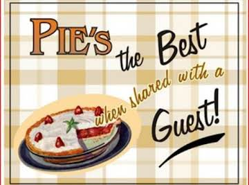 Grandma's Never Fail Pie Crust