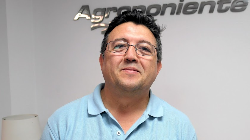 Juan Antonio Molina, Grupo Agroponiente.