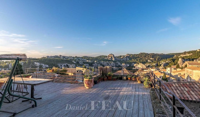 Maison avec jardin et terrasse Les Baux-de-Provence