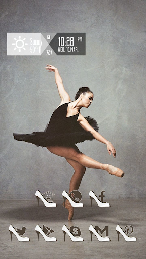 The Black Swan Dance