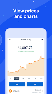 App Coinbase – Buy & Sell Bitcoin. Crypto Wallet. APK for Windows Phone