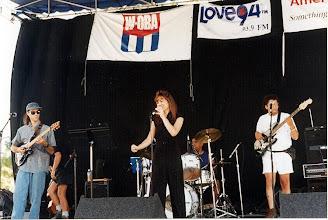 Photo: Merrick Festival in Coral Gables - 1996