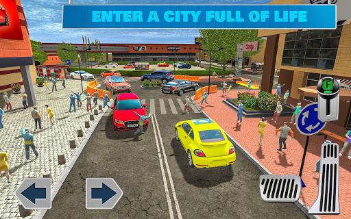 Multi Level Car Parking Games 3.2 screenshots 11