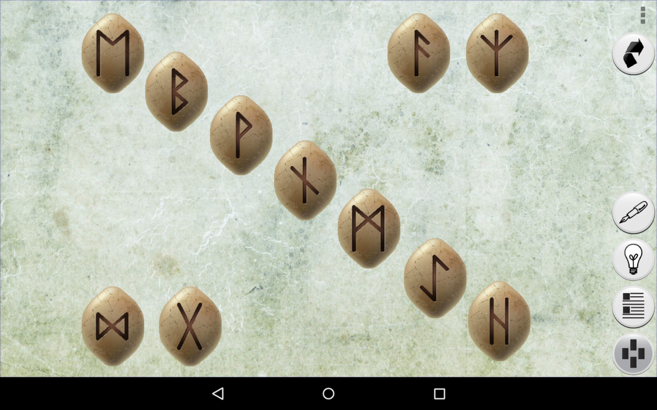 Galaxy Runes Pro- screenshot