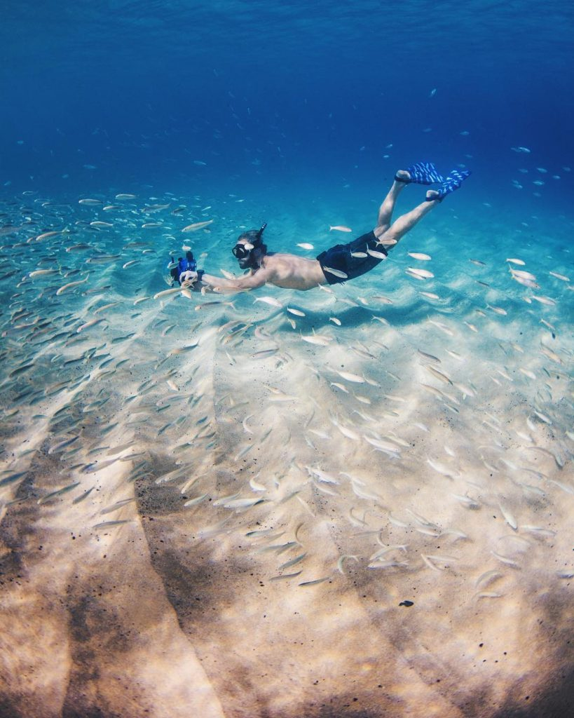 Snorkeling - best things to do in maui hawaii