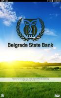 Screenshot of Belgrade State Bank Mobile