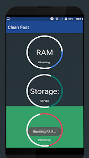 128 GB RAM Booster : Ram Expander, Ram Cleaner New - náhled