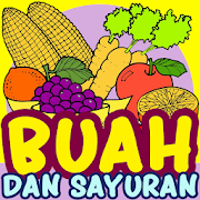 Belajar Buah Dan Sayuran