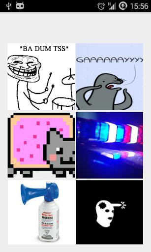 Troll Meme Soundboard