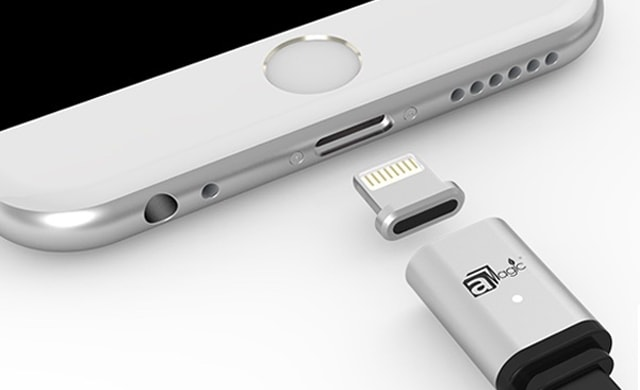 магнитная зарядка для смартфона