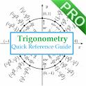 Trigonometry QuickReferencePro icon