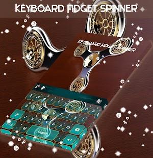 Klávesnice Fidget Spinner - náhled