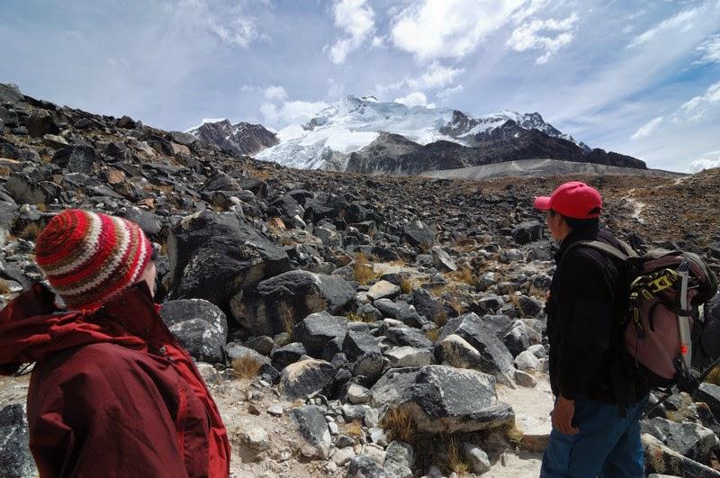 Photo: cestou na ledo-trening