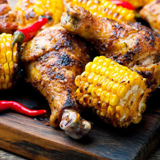 Just Like Nandos Peri Peri Chicken Drumlets.