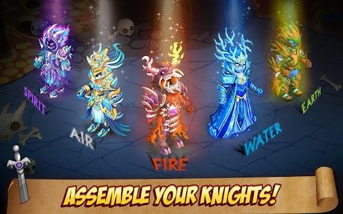 Knights & Dragons - Action RPG- screenshot thumbnail