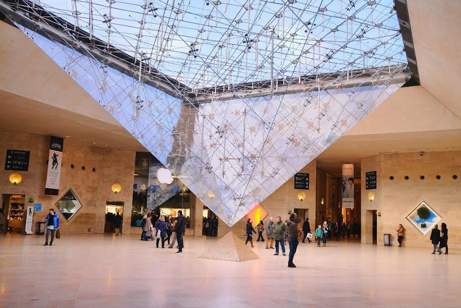 Foto Museo del Louvre 17