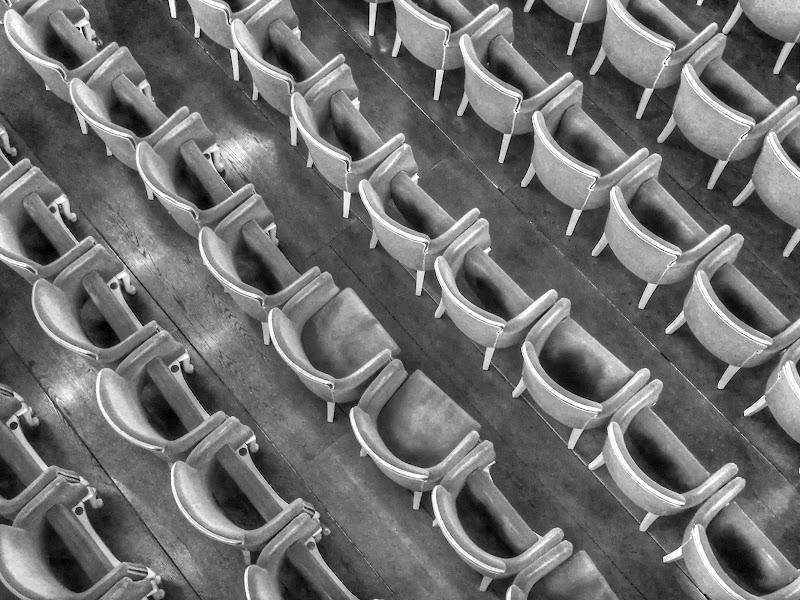 Fila 5 poltrona 3 di bepi1969