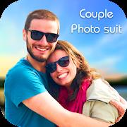 Couple Photo Suit : Men & Women Suit