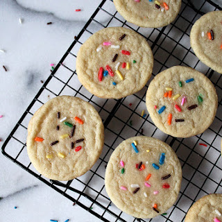 """""""Underbaked"""" Sugar Cookies"""