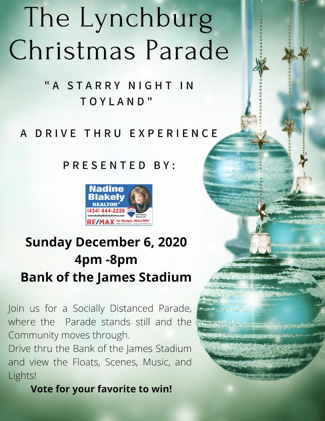 Lynchburg Va Christmas Parade 2021 Lynchburg Christmas Parade Cvabc
