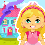 My Princess Doll House Games Icon