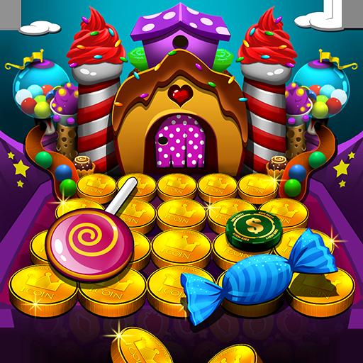 休闲のキャンディパーティ: コインカーニバル LOGO-記事Game