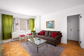 East 63rd Street Apartment