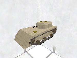 PMF type-34 INF.TANK full