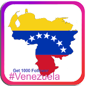 1000 Follower Venezuela