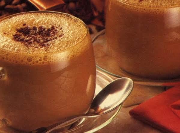 Italian Cappuccino Coffee Recipe