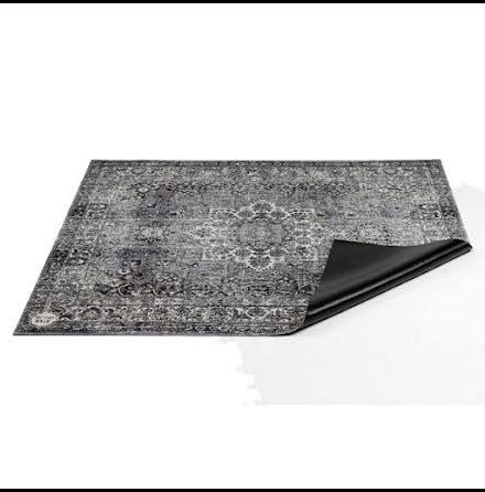 Drum N Base Trummatta - Vintage Persian Grey - 185 x 160cm