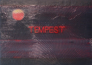 Photo: Tempest 2008 5 x 7 in oil on board