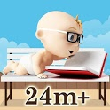 My First Words: Baby learning apps for 2 year old icon