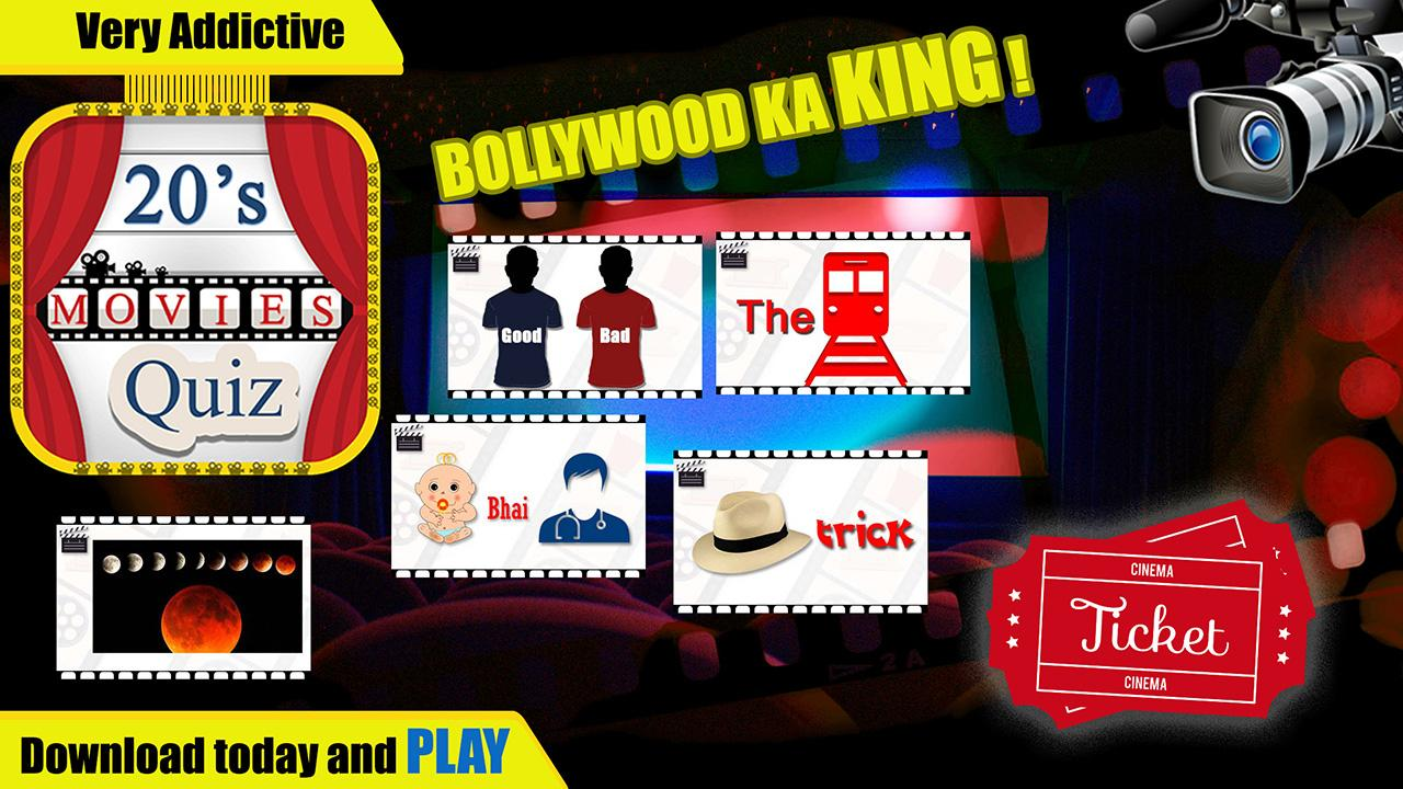 Bollywood Movie Quiz- screenshot