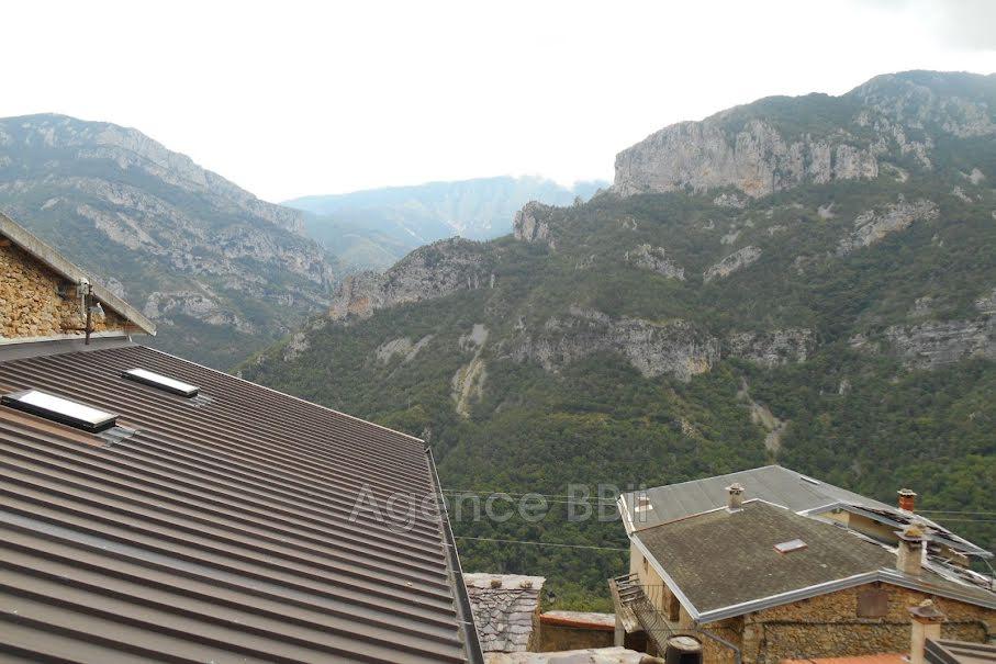 Vente appartement 2 pièces 39.67 m² à Fontan (06540), 37 000 €