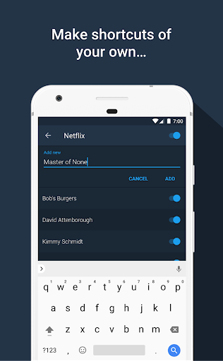 Sesame Shortcuts screenshot 3