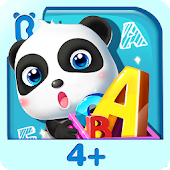 Baby Panda English Town - ABC Learning for Babies