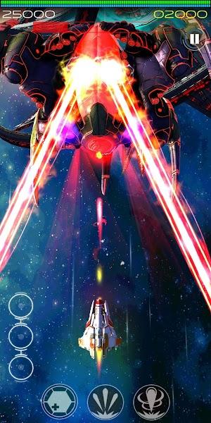 Galaxy Warrior Classic Screenshot Image