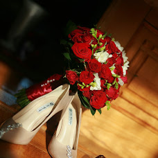 Wedding photographer Alevtina Shvidkova (Shvidkova). Photo of 19.09.2017
