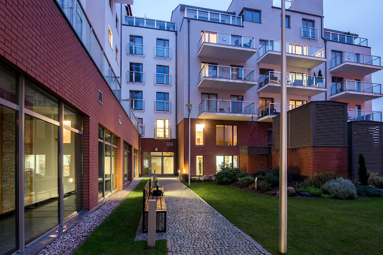 Exterior of Exclusive Apartment Hotel Gdansk
